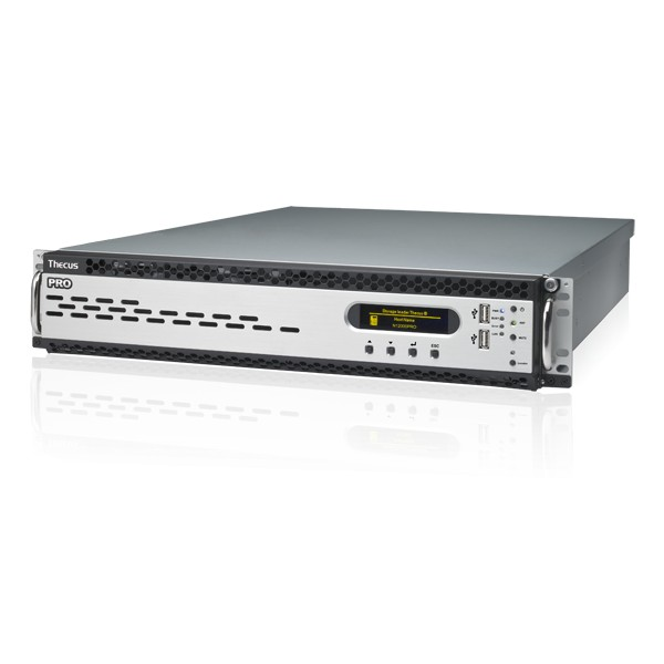 Thecus N12000PRO 12-Bay 72TB Bundle mit 12x 6TB Red Pro WD6003FFBX