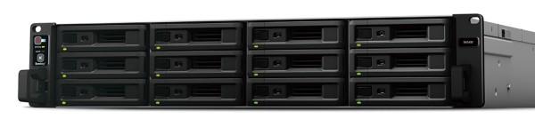 Synology SA3400 12-Bay 120TB Bundle mit 12x 10TB Exos