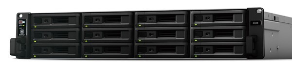 Synology SA3400 12-Bay 12TB Bundle mit 6x 2TB IronWolf Pro ST2000NE0025